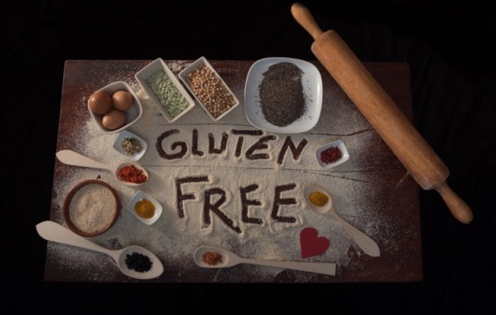 Vegano, sin gluten.