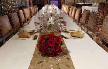 Camino de Rosas, boda intima
